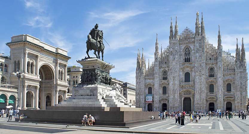 Mailand – die Hochburg für Mode und Design in Italien