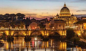 Rom, die Hauptstadt Italiens